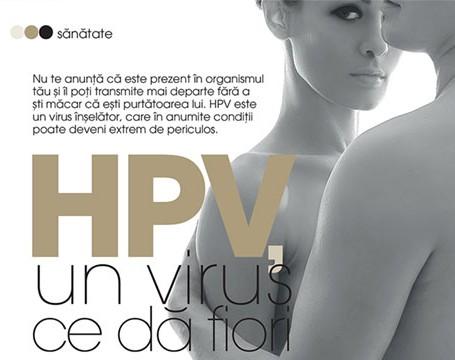 HPV, un virus ce da fiori