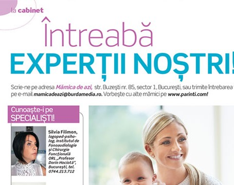 Intreaba expertii