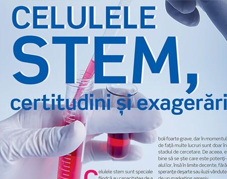 Despre celulele stem